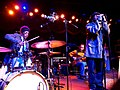 Soulive with Charlie Hunter and guests @ Brooklyn Bowl (Bowlive) 3 9 10 (4425345020).jpg