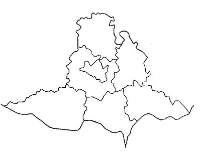 Location map Czech Republic South Moravia