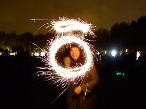 Battersea park fireworks - So we have had some...