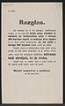 Sperrgebiet - Kundmachung - Laibach - In slowenischer Sprache 1914.jpg