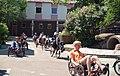 Spezialradmesse 2007 Testparcours.jpg