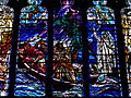 St. Giles' Cathedral Stained Glass Window - Christ Commanding the Sea to be Still.JPG
