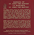 St. John's Basilica plaque.jpg