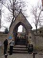 St. John the Evangelist Church, New Briggate, Leeds (12th April 2014) 002.JPG