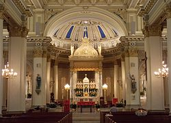 St Joseph Co Cathedral Thibodaux Louisiana Wikipedia