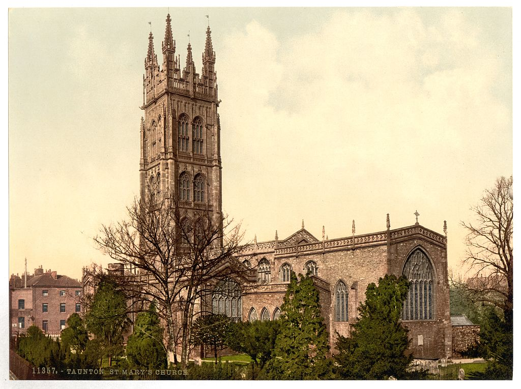 File:St. Mary's Church, Taunton, England-LCCN2002708150.jpg ...