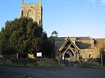 St. Michael and All Angels, Buckland Dinham - geograph.org.uk - 128720.jpg