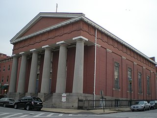 church building in Maryland, United States of America
