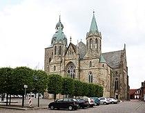 St. Viktor Kirche in Damme 2010 PD 026.JPG