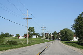 St. Joe, Wisconsin Unincorporated community in Wisconsin, United States