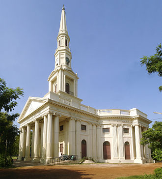 St Andrew's Church, Chennai - The Kirk