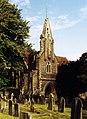St John the Evangelist, Woodley - geograph.org.uk - 1525601.jpg