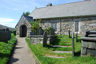 Trawsfynydd - Trawsfynydd Parish Church