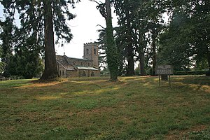 Lyndon, Rutland - St Martin's Church, Lyndon