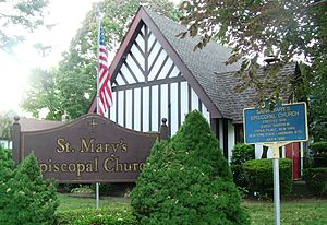 Saint Mary's Chapel (Carle Place, New York) - Image: St Mary's Episcopal Church