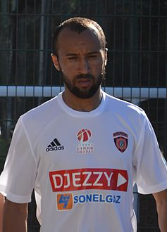 Stade rennais vs USM Alger, July 16th 2016 - Nacereddine Khoualed 1.jpg
