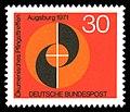 Stamps of Germany (BRD) 1971, MiNr 679.jpg