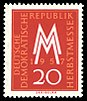 Stamps of Germany (DDR) 1957, MiNr 0596.jpg