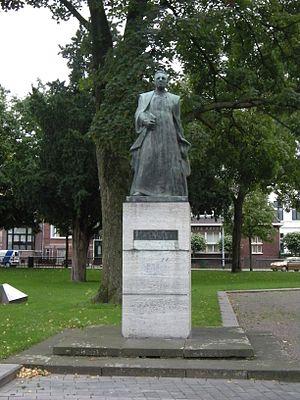 Willem Hubert Nolens - Statue of Willem Nolens in the Nolenspark