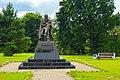 Staraya Russa. Monument to Fyodor Dostoyevsky P7200945 2350.jpg