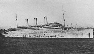 SS Justicia - Image: Statendam 1917