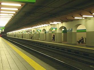Milano Dateo railway station - Image: Stazione di Milano Dateo binari