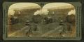 Steam shovel at work, showing how track is laid, Burt mine, Mesabi range, Minn. U.S.A, by Keystone View Company 2.png