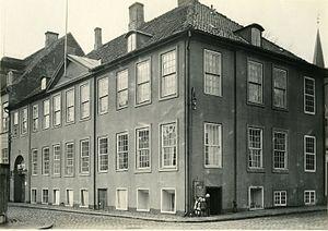 Stephen Hansen Mansion - The Stephen Mansion in the 1920s