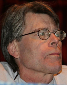 Stephen King, Comicon.png
