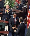 Steve Crisafulli hands over the gavel to Andy Gardiner.jpg