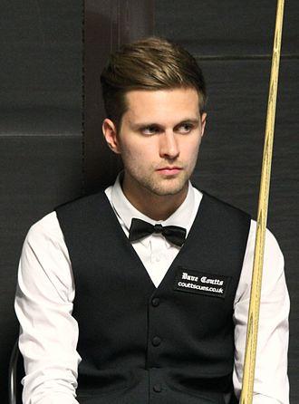 Steven Hallworth - Paul Hunter Classic 2016