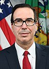 Steven Mnuchin official photo (cropped)