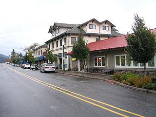 Stevenson, Washington City in Washington, United States