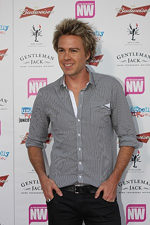 Hi-5 (Australian TV series) - Image: Stevie Nicholson, 2011 (4)