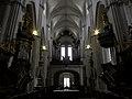 Stift Lilienfeld - Stiftskirche - Blick zur Orgel.jpg