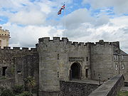 Stirling Castle Main Gate