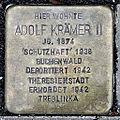 Stolperstein Adolf Krämer II (Wetzlarer Straße 31 Butzbach).jpg