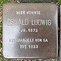 Stolperstein Bocholt Feldstraße 9 Oswald Ludwig.jpg