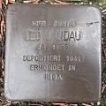 Stolperstein Bocholt Friesenstraße 9 Leo Landau.jpg