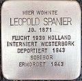 Stolperstein Leopold Spanier.jpg
