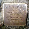Stolperstein Wendel Schorr (Rathausplatz 1, Saarbrücken).jpg