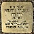 Stolperstein für Ernst Hermann Pelzer (Köln).jpg