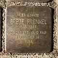 Stolperstein für Grete Frenkel in Hannover.jpg