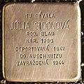 Stolperstein für Julia Sidonova.jpg