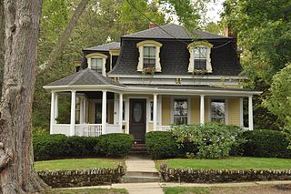 George Cowdrey House