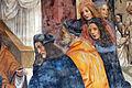 Storie di s. benedetto, 33 sodoma - Come Benedetto scomunica due religiose e le assolve poi che furono morte 10.JPG