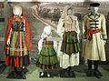 Strój piotrkowski Strój opoczyński Muzeum Etnograficzne w Warszawie 2015-02-28 01.jpg