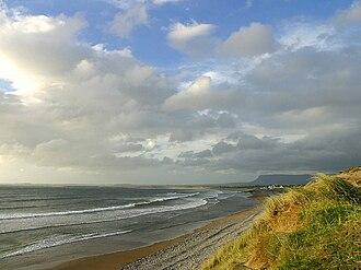Strandhill - Strandhill beach