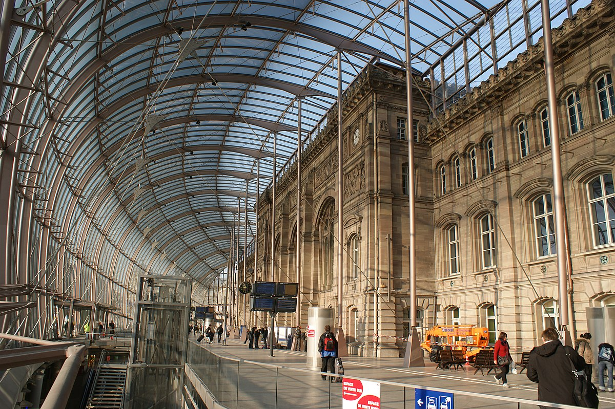 Bahnhof strasbourg ville wikipedia for Piscine de strasbourg