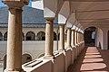 Strassburg Schloss Innenhof Arkaden 15042015 2021.jpg